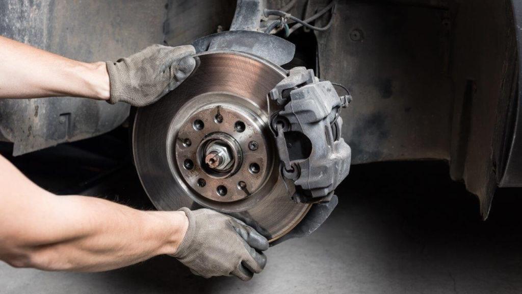 ремонт автомобиля стоимость ремонта тормозов цена